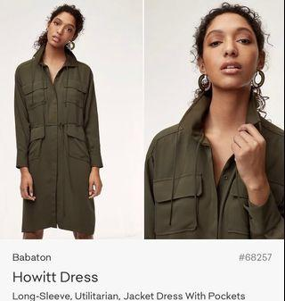 Aritzia Howitt Dress