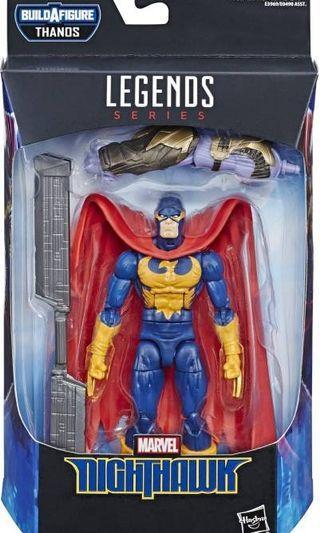 Marvel Legends THANOS RIGHT ARM Only - ml dc avengers endgame nighthawk hasbro