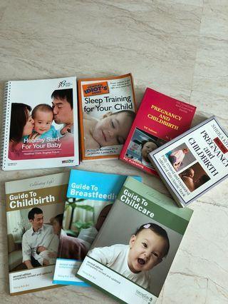 🚚 Childcare books
