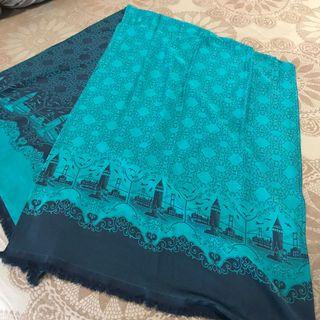 Shawl Turkey - Green