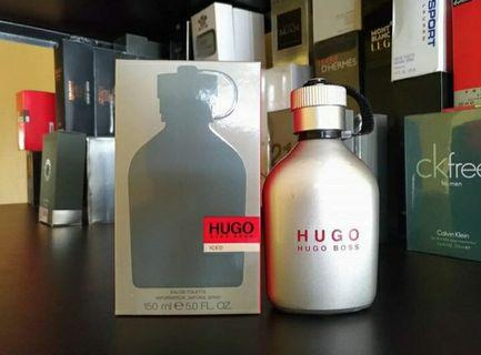 Parfume Hugo Boss Iced 150ml (segel)