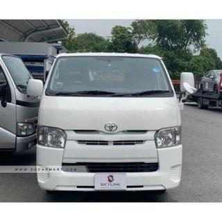 2014 Toyota Hiace 3.0DX A