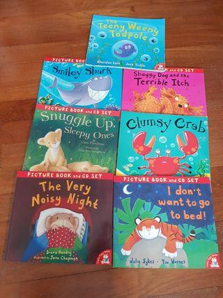 Children story books bundle sale for 5 to 7 years