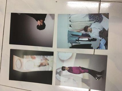 Mingyu Directors Cut Postcard