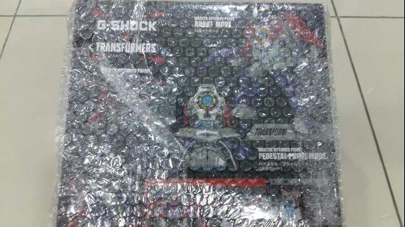 G-Shock X Transformers Optimus Prime (Figurine only without Watch)