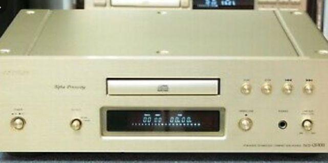Denon dsd S10 CD player -jap set