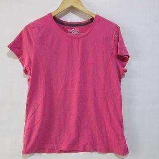 (XL) Danskin Now Active Tee, cotton spandex,