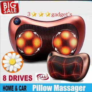 4IN1 CAR HOME PILLOW MASSAGER
