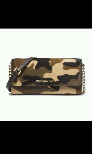 🚚 MK Army wallet with sling