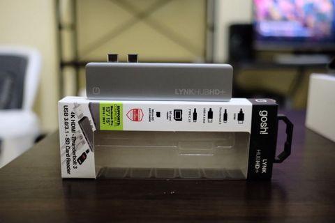 Macbook USB Hub