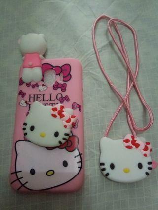 4 in 1 Hello Kitty Case (J2 Pro Case)