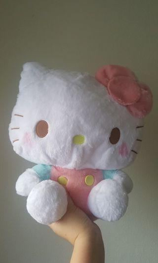 (Authentic) Hello Kitty Plush (Big) #EndgameYourExcess