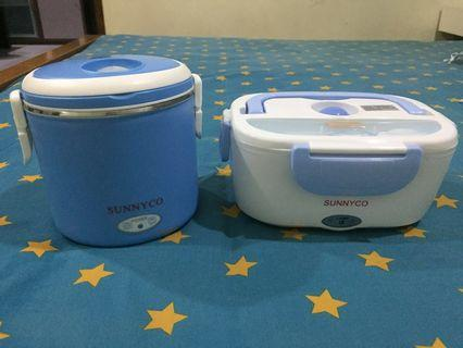 Buy 1 get 1 free Electric Lunch Box