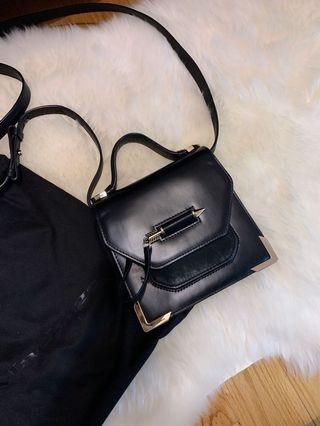 Mackage smooth leather bag