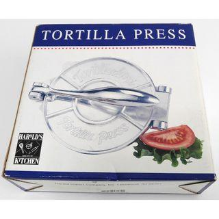 ★Good Stuff★Brand NEW★Aluminum Tortilla Maker Press #EndgameYourExcess