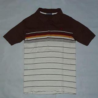 HANGTEN STRIPES POLO SHIRT