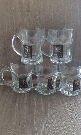 Glass Mugs / Beer Mug , glasses