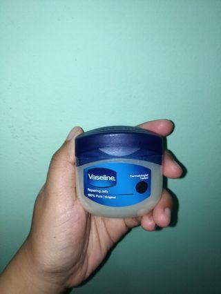 Vaseline peutroloum jelly