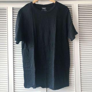 Urban Outfitters Men's Black Shirt