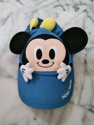 3D mickey mouse cap