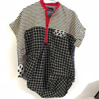 oline workrobe blouse