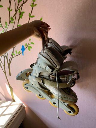 Roller blades from K2 ladies skates