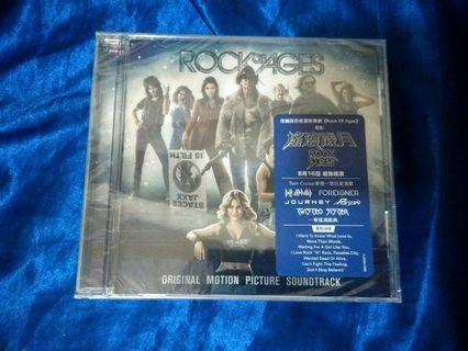 Rock of Ages CD Original Motion Picture Soundtrack