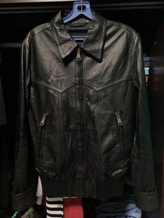 🚚 (Final Price) Dolce & Gabbana Trucker Leather Jacket