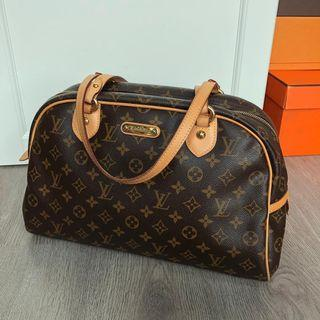 100% Authentic Preloved Louis Vuitton Montergueil GM