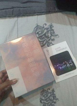 BTS LOVE YOURSELF SEOUL DVD (sealed/new!)