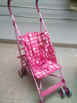 Stroller pink - mothercare