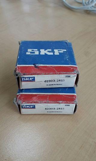 SKF bearing 62303