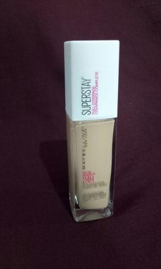 maybelline superstay 24H foundation