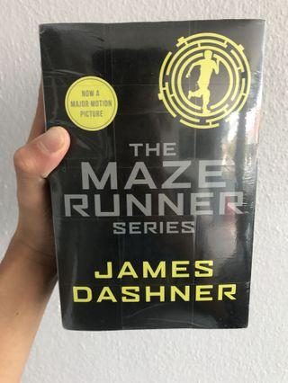 The Maze Runner Series FULL SET