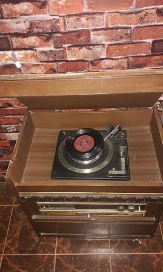 Radio gram