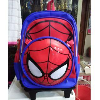Children Trolley School Bag