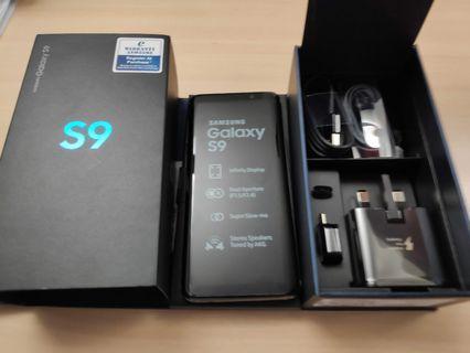 Samsung Galaxy Note 9 blue 128Gb