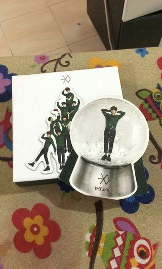 [READYSTOCK] EXO MIRACLE IN DECEMBER ALBUM