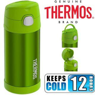 BN: Thermos Funtainer 12 Ounce Water Bottle, Lime