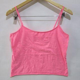 (L-XL) No Boundaries ladies cropped-top, almost looks new, nice in actual