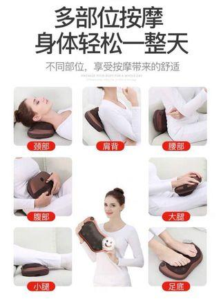 Multi-function shoulder and neck massager car can also use the most practical gift of car-mounted instrument