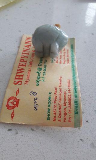 Myanmar pig jade