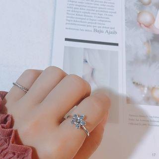 小花花戒指