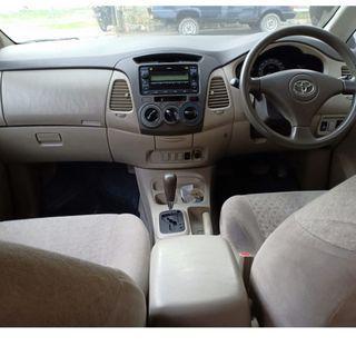 Innova thn 2010 LGX AT Diesel Nopol Ganjil Pajak sampai Februari 2020