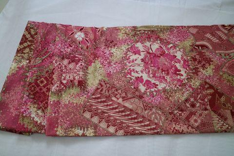 batik katun printing