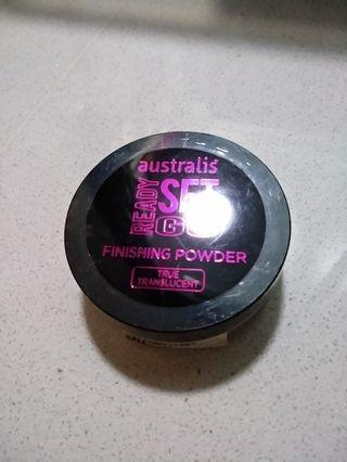 Australis Finishing Powder BN Sealed