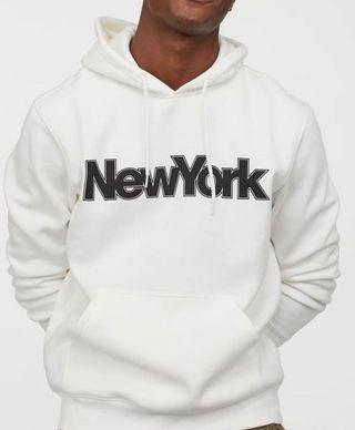 New York Hooded by H&M, 100% Original 🔥