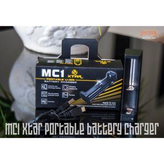 Single Slot Li-ION Battery Charger Input AC 240V