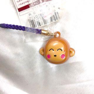Monkichi 頭形噹噹吊飾(Sanrio)