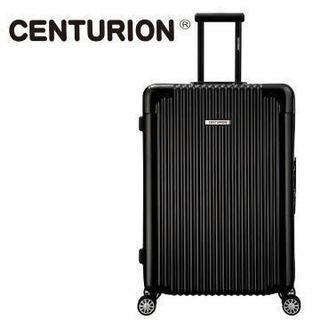 CENTURION Luggage 美國百夫長29吋行李箱(鋁框版) - 黑